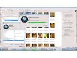 Bild: digiKam 2.0 kann die Bildersammlung nach Gesichtern durchsuchen.