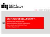 Bild: Digitale Gesellschaft: Der von Netzaktivisten gegründete Verein vertritt Nutzerrechte in der digitalen Welt.