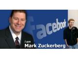 Bild: Der doppelte Zuckerberg: Links Mark Zuckerberg Anwalt, rechts sein berühmter Namensvetter Facebook-Chef Mark Zuckerberg.