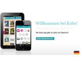 Bild: Der E-Book-Anbieter Kobo expandiert nun auch auf den deutschen Markt.