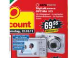 Bild: Für Ebay-Nutzer: Die AgfaPhoto Optima 103 verfügt über einen Auktions-Modus.