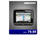 Bild: Ebenfalls bei Aldi Nord wird ab dem 27. Oktober ein Medion-Navi angeboten.