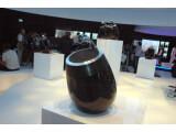 Bild: Edel-Lautsprecher: Die rund 1.000 Euro teuren Airplay-Boxen Fidelio Soundsphere.