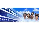 Bild: Einige Mitarbeiter werden in den nächsten Jahren bei Foxconn durch Roboter ersetzt.