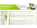 Bild: ElsterFormular: Die Steuererklärung kann am Rechner ausgefüllt und online an die Behörde übermittelt werden.
