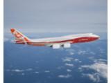 Bild: Der erste Testflug der neuen Boeing 747-8 Intercontinental verlief ohne Probleme.