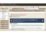 Bild: Evolution ist eine der beliebtesten PIM-Anwendungen für Linux.