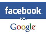 Bild: Facebook und Google sind erbitterte Konkurrenten.