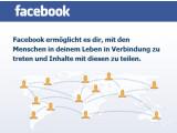 Bild: Facebook könnte bald auch die Internetnutzer in China vernetzen.