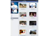 Bild: Facebook hat versehentlich eine iPad-App veröffentlicht.