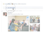 Bild: Bei Facebook werden die wichtigsten Neuigkeiten jetzt zuerst angezeigt.