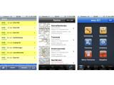 Bild: Fahrplan, MVV und EasyGO sind Beispiele für gute Apps im Nahverkehr.