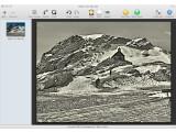 Bild: Mit Filtern kann der Nutzer Bilder alt aussehen lassen.