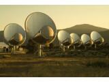 Bild: Finanzierungsprobleme: Das Allen Telescope Array befindet sich im Ruhezustand.