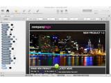 Bild: Flux ermöglicht modernes Webdesign mit HTML5 und CSS3.