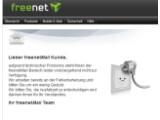 Bild: Freenet kämpft mit einem Ausfall seiner E-Mail-Dienste.