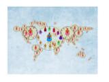 Bild: Friends of Wikileaks soll Unterstützer der Enthüllungsplattform weltweit miteinander verbinden.