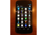 Bild: Das Galaxy Nexus kämpft mit einem Lautstärkefehler.