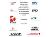 Bild: Gema, GVU und andere Rechteinhaber stellen Forderungen an die Regierung im Kampf gegen Urheberrechtsverletzungen.