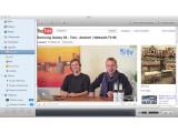 Bild: Genau wie Songbird kann auch Miro 4 als vollwertiger (YouTube-)Browser eingesetzt werden.