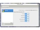 Bild: Gnome 3.2 zentralisiert die Verwaltung von Online-Konten.