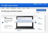 Bild: Google Apps for Business bündelt zahlreiche Cloud-Anwendungen.