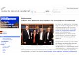 Bild: Von Google finanziert: das neu gegründete Institut für Internet und Gesellschaft in Berlin.