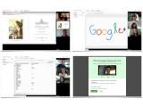 Bild: Google hat die Hangouts um vier neue Funktionen erweitert.