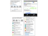 Bild: Google hat bei der Maps-Anwendung für Android die Places-Seite, Latitude und die Haltestellenseiten überarbeitet.