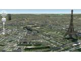 Bild: In Google Maps können gesuchte Routen nun auch in 3D betrachtet werden.