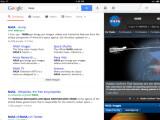 Bild: Die Google-Suche-App für das iPad besitzt einige neue Funktionen.
