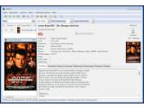 Bild: Griffith ist eine kostenlose Filmverwaltung für Windows- und Linux-Systeme.