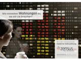 Bild: In einer großen Kampagne bewirbt der Staat die Volkszählung.