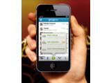 Bild: Mit GroupMe können Nutzer Gruppen-Chats über verschiedene mobile Betriebssystem hinweg führen.