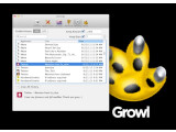 Bild: Growl ergänzt den Mac um eine Mitteilungszentrale.