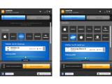 Bild: HamsterSoft hat dem Programm zahlreiche Handy-Formate beigebracht.