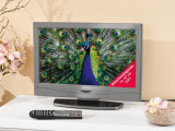 Bild: HD-ready: Lidl bietet ab Donnerstag einen 19 Zoll großen LCD-Fernseher an.