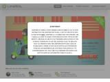 Bild: Hinweis auf der Limewire-Webseite: Eine gerichtliche Verfügung aus dem letzten Jahr verbietet den Vertrieb der Software.
