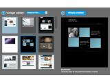 Bild: Host Europe bietet im neuen WebBuilder zahlreiche schöne Vorlagen an.