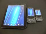 Bild: HP hat die Preise für das TouchPad, das Pre3 und das Veer drastisch gesenkt.