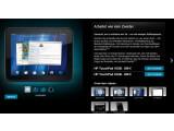 Bild: Das HP TouchPad kostet in der 16-Gigabyte-Version nun nur noch 399 Euro.