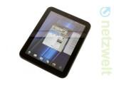 Bild: Für das HP TouchPad steht eine Update für webOS bereit.