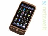 Bild: Das HTC Desire erhält nun doch kein Update auf Android 2.3.