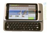 Bild: Das HTC Desire Z erhält Ende Juli ein Update auf Android 2.3.