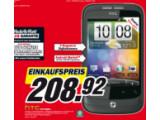 Bild: HTC Wildfire: Media Markt bietet das Einsteiger-Smartphone bei der Einkaufspreis-Aktion an.