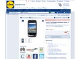 Bild: Das Huawei Ideos X3 ist online bei Lidl ausverkauft.