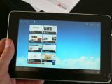 Bild: Das Huawei MediaPad hinterließ im Kurztest einen guten Eindruck.