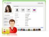 Bild: ICQ-Nutzer können in ihrem Profil jetzt detaillierte Informationen angeben.