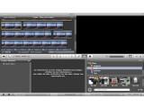 Bild: iMovie unterstützt den direkten Import von Bildern aus Apples iPhoto.
