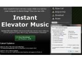 Bild: Instant Elevator Music erleichtert das Warten bei langwierigen Downloads.